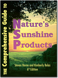The Comprehensize Guide to Nature's Sunshine Products